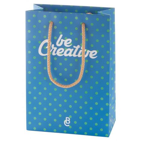 malá papírová nákupní taška na zakázku
