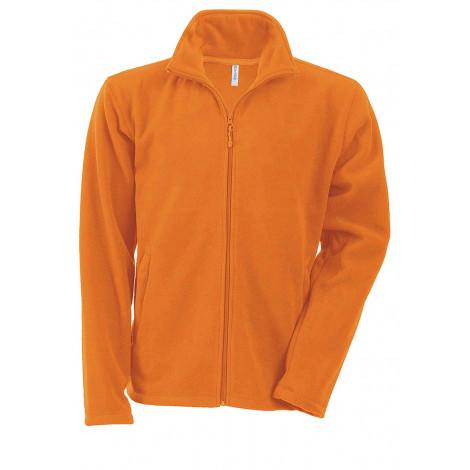 fleecová bunda