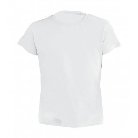 bílé dětské tričko