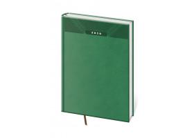 Diář denní A5 Print - zelená