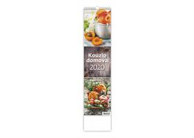 Nástěnný kalendář Kouzlo domova 2020