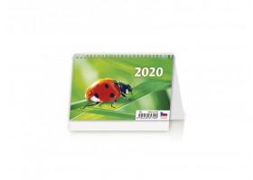 """Stolní kalendář Týdenní """"S"""" 2020"""