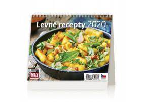 Stolní kalendář Minimax Levné recepty 2020