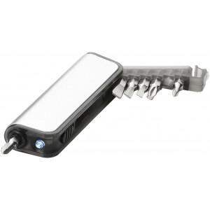 Minibox s nástroji a svítilnou Dunlop
