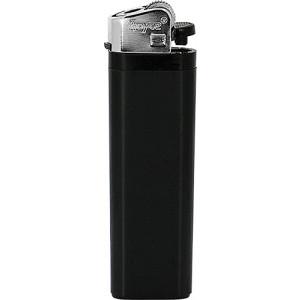 Jednorázový kamínkový zapalovač, černá
