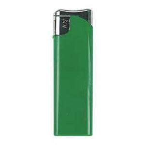 Piezoelektrický zapalovač, zelená