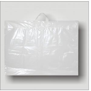 PE taška 76x56 cm, bílá