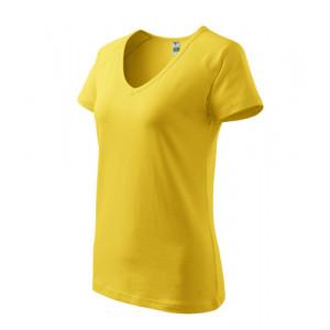 Tričko dámské Dream žlutá XXL