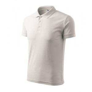 Pique Polo polokošile pánská bílá XL
