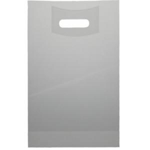 PE taška 35x50 cm, transparentní