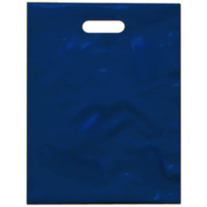 PE taška 27x36 cm, modrá