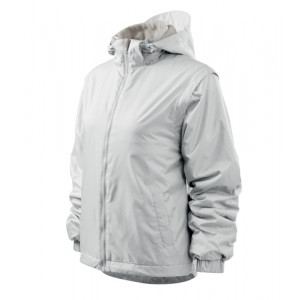 Jacket Active Plus bunda dámská bílá M