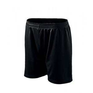 Playtime šortky pánské/dětské černá 3XL