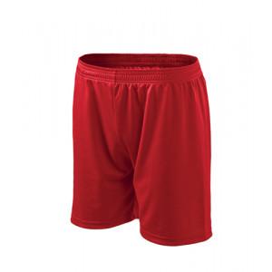 Playtime šortky pánské/dětské červená 3XL