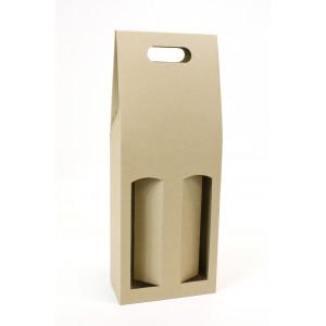 Krabice na láhev 17x8,5x40 cm