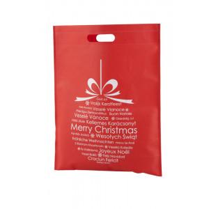 Xagi nákupní vánoční taška