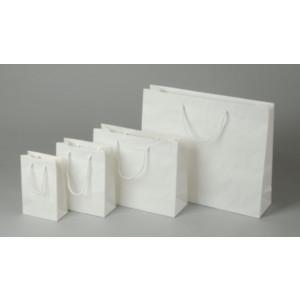 Papírová taška Bianco LUX 16x8x25 cm