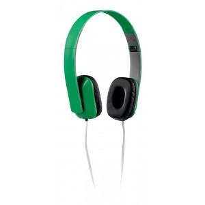 Sluchátka, zelená