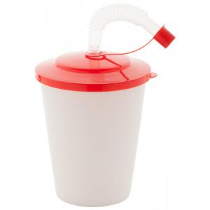 uzavíratelný plastový pohárek