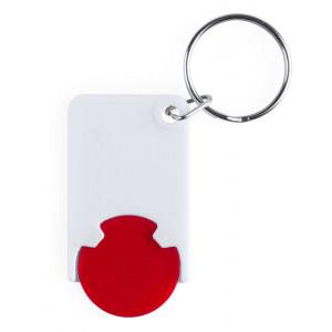 přívěšek na klíče se žetonem