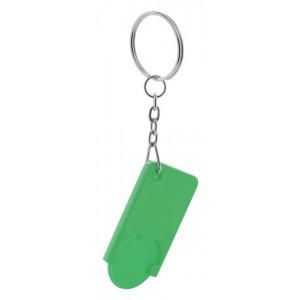 přívěšek na klíče s mincí