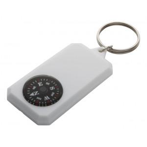 přívěšek na klíče s kompasem