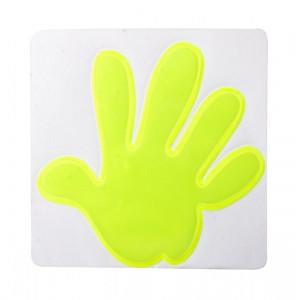 reflexní nálepka - ruka