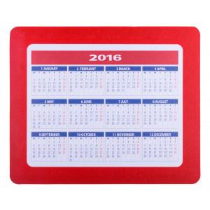 podložka pod myš s kalendářem