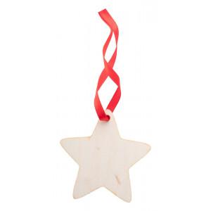vánoční ozdoba, hvězda