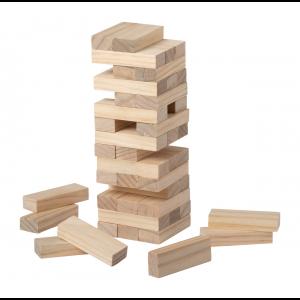 dřevěná stavebnice - věž