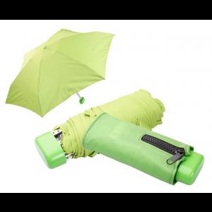 Mini deštník, limetkový