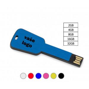 Reklamní USB flash disk KEY.