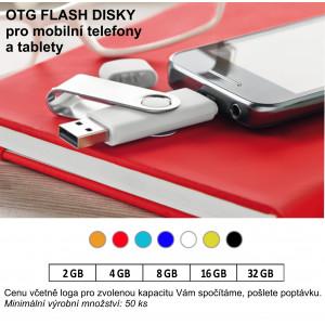 Reklamní OTG fash disk pro telefony