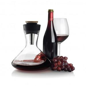 Karafa na červené víno Aerato