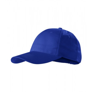 Sunshine čepice unisex královská modrá nastavitelná
