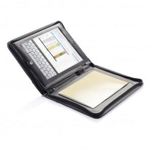 Obal a držák na iPad se zápisníkem