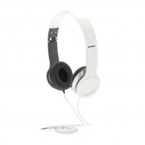Základní sluchátka, bílá