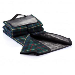 Pikniková deka Tartan