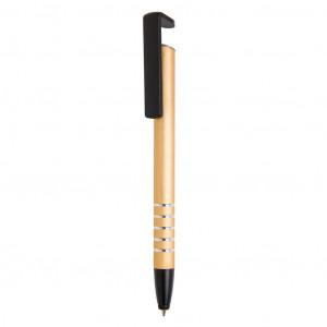 Hliníkové stylusové pero se stojánkem na telefon