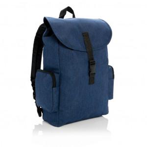 """Batoh na 15"""" notebook spřezkou, modrá"""