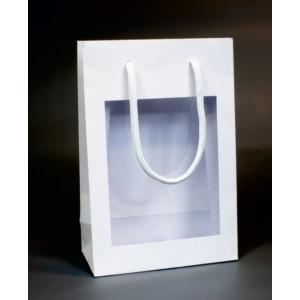 Papírová taška Vista 16x8x24 cm