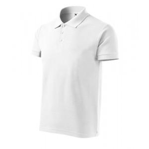 Polokošile pánská Cotton bílá XL