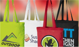 Reklamní tašky bavlněné