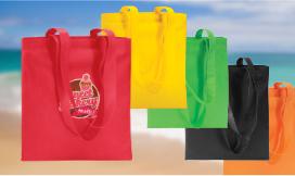 Tašky z netkané textile (levnější)
