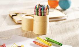 Tužky a pastelky